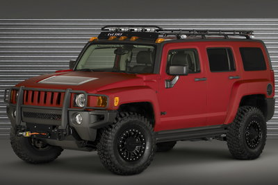 2008 Hummer H3 Alpha Four Wheeler Project Trailhugger