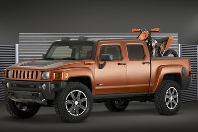 2008 Hummer H3T Weekend Warrior