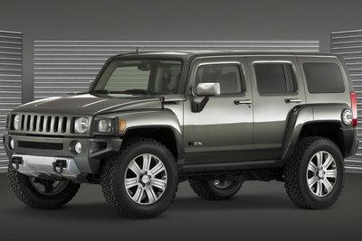 2008 Hummer H3 X Concept