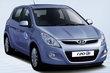 2008 Hyundai i20 blue
