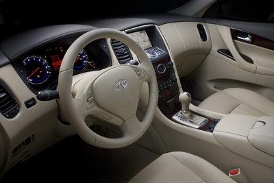 2008 Infiniti EX35 Interior