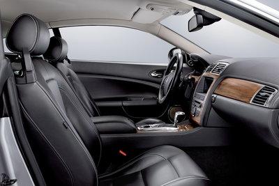 2008 Jaguar XK Coupe Interior