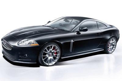 2008 Jaguar XKR-S Coupe