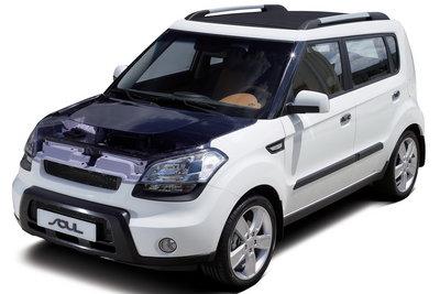2008 Kia Soul hybrid