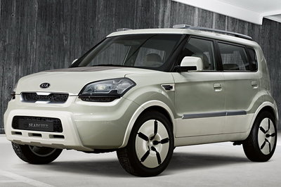 2008 Kia Soul Searcher