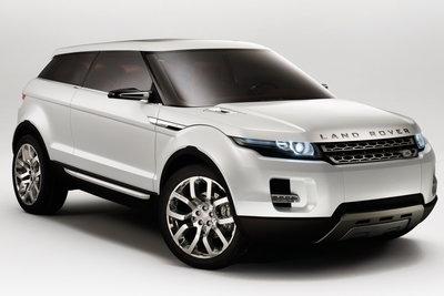 2008 Land Rover LRX