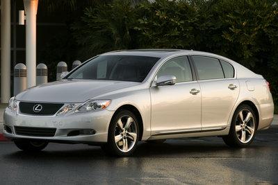 2008 Lexus GS460