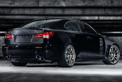 2008 Lexus IS F by 0-60 Magazine