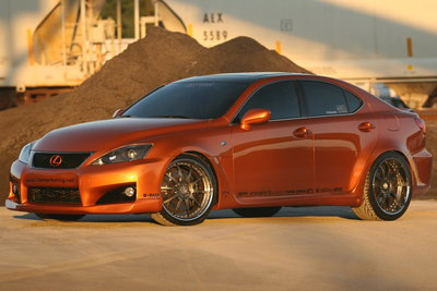 2008 Lexus IS F by Fox Marketing