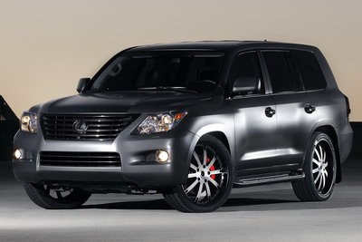 2008 Lexus LX 570 by ICON 4x4 Design