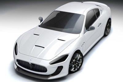 2008 Maserati GranTurismo MC