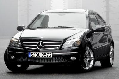 2008 Mercedes-Benz CLC-Class