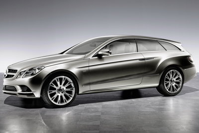 2008 Mercedes-Benz ConceptFASCINATION