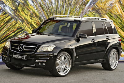 2008 Mercedes-Benz GLK Widestar by Brabus