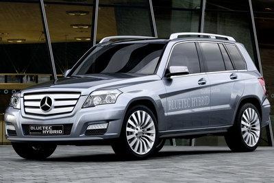 2008 Mercedes-Benz Vision GLK BLUETEC HYBRID