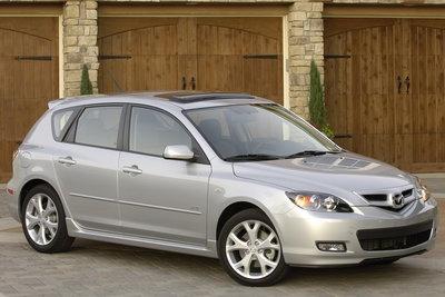 2008 Mazda MAZDA3 5-Door