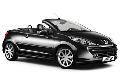 2008 Peugeot 207 CC