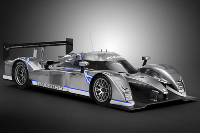 2008 Peugeot 908 HYmotion2