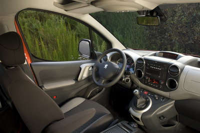 2008 Peugeot Partner Tepee pictures
