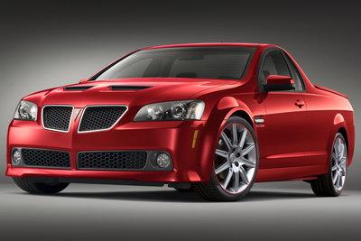 2008 Pontiac G8 ST concept