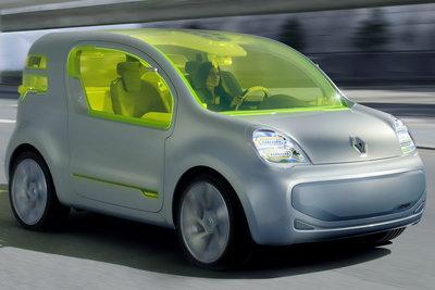 2008 Renault Z.E.