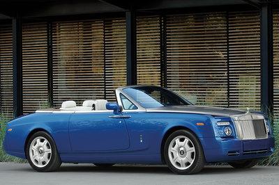 2008 Rolls-Royce Phantom Drophead Coup�