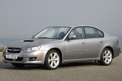 2008 Subaru Legacy Sedan