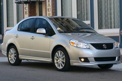 2008 Suzuki SX4 Sedan