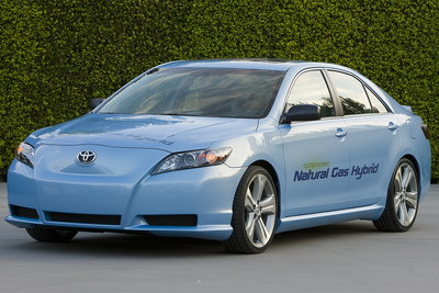 2008 Toyota CNG Camry Hybrid