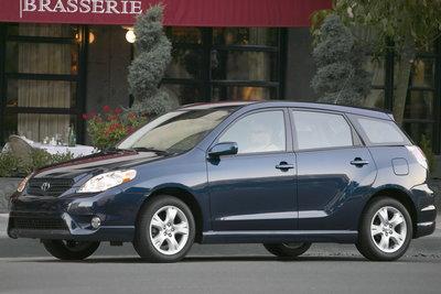 2008 Toyota Corolla Matrix