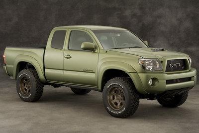 2008 Toyota Tacoma V8 Incross