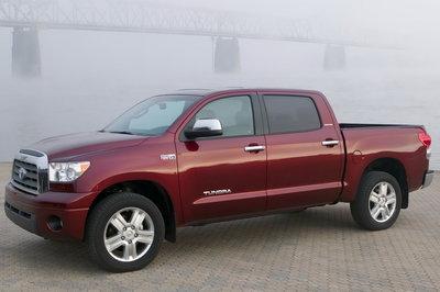 2008 Toyota Tundra CrewMax