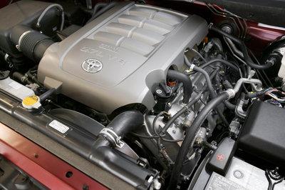 2008 Toyota Tundra CrewMax Engine