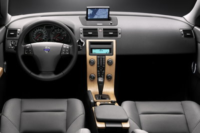 2008 Volvo S40 Instrumentation