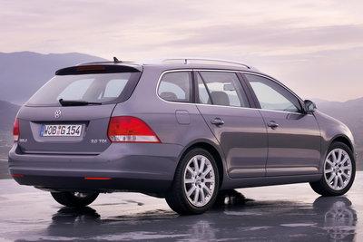 2007 Volkswagen Golf Variant