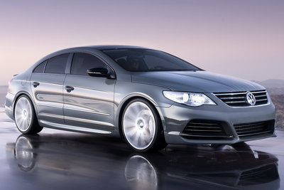2008 Volkswagen Performance CC