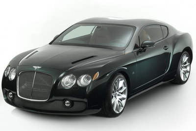 2008 Zagato Bentley GTZ