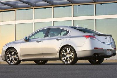 2009 Acura TL SH-AWD