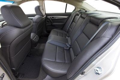 2009 Acura TL SH-AWD Interior
