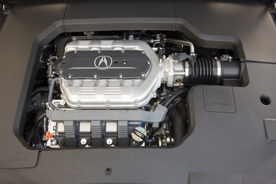 2009 Acura TL SH-AWD Engine