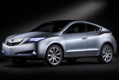 2009 Acura ZDX prototype