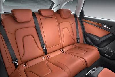 2009 Audi A4 Avant Interior