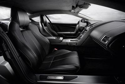 2009 Aston Martin DB9 Coupe Interior