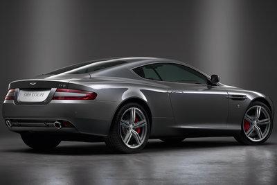 2009 Aston Martin DB9 Coupe