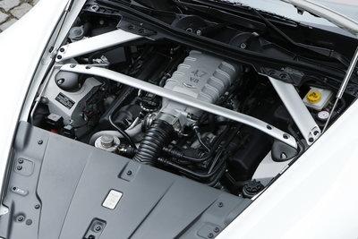 2009 Aston Martin V8 Vantage Convertible Engine