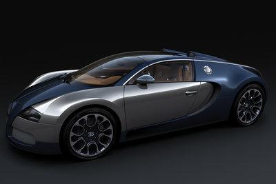 2009 Bugatti Sang Bleu
