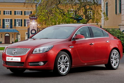 2009 Buick Regal (Chinese Market)