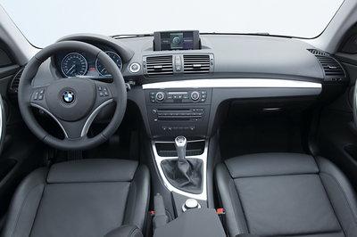 2009 BMW 1 Series Instrumentation