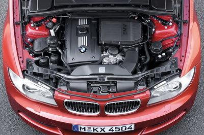 2009 BMW 1 Series Engine