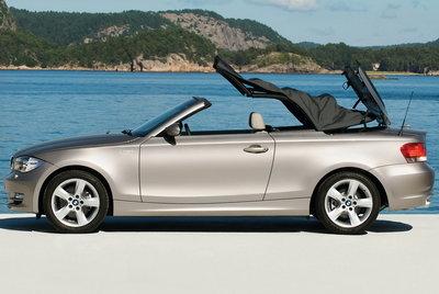 2009 BMW 1-Series Convertible
